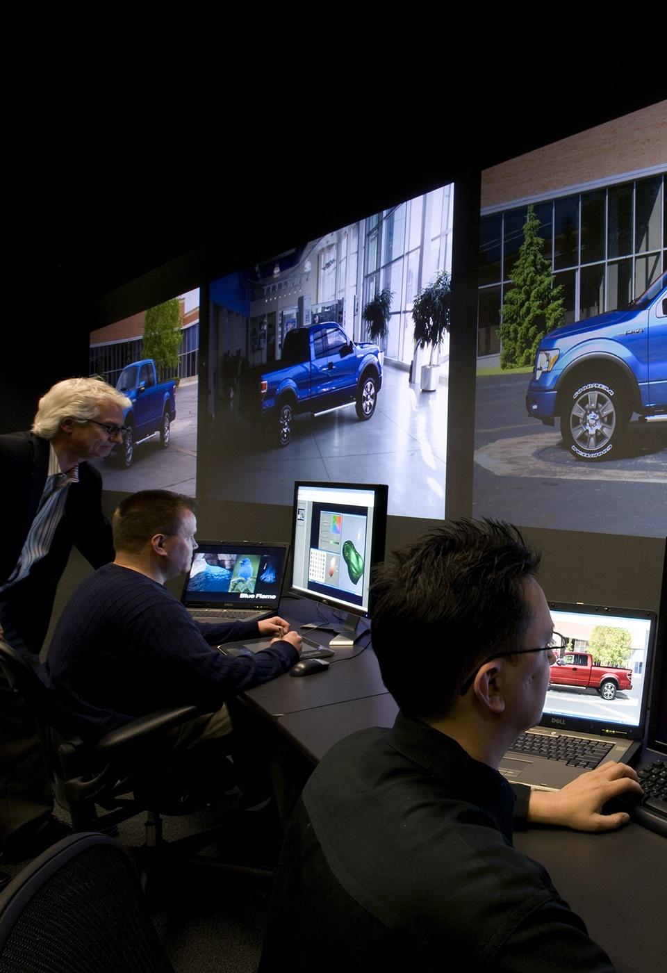 Automotive engineering and design