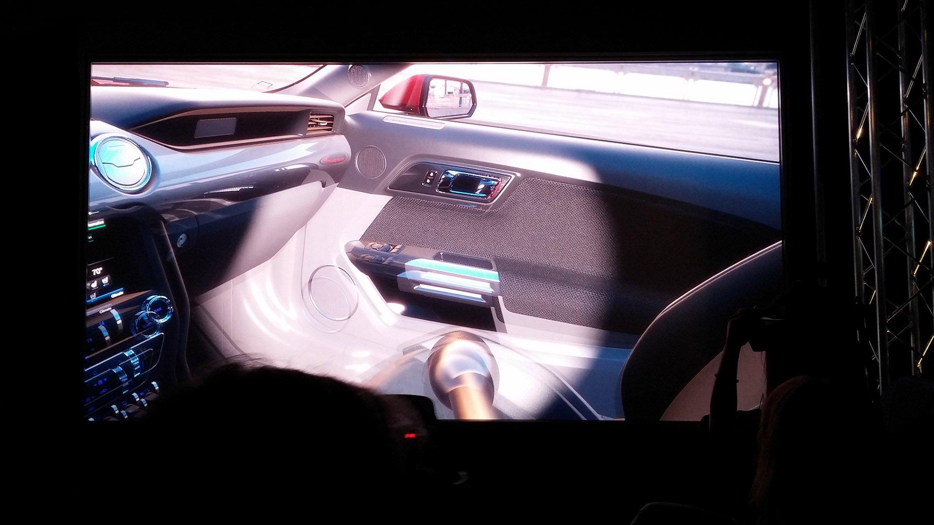 IGI custom fabrication powerwindow automotive interior
