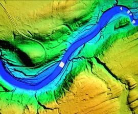 Geospacial advanced visualization