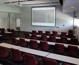 University lecture hall Advanced Visualization