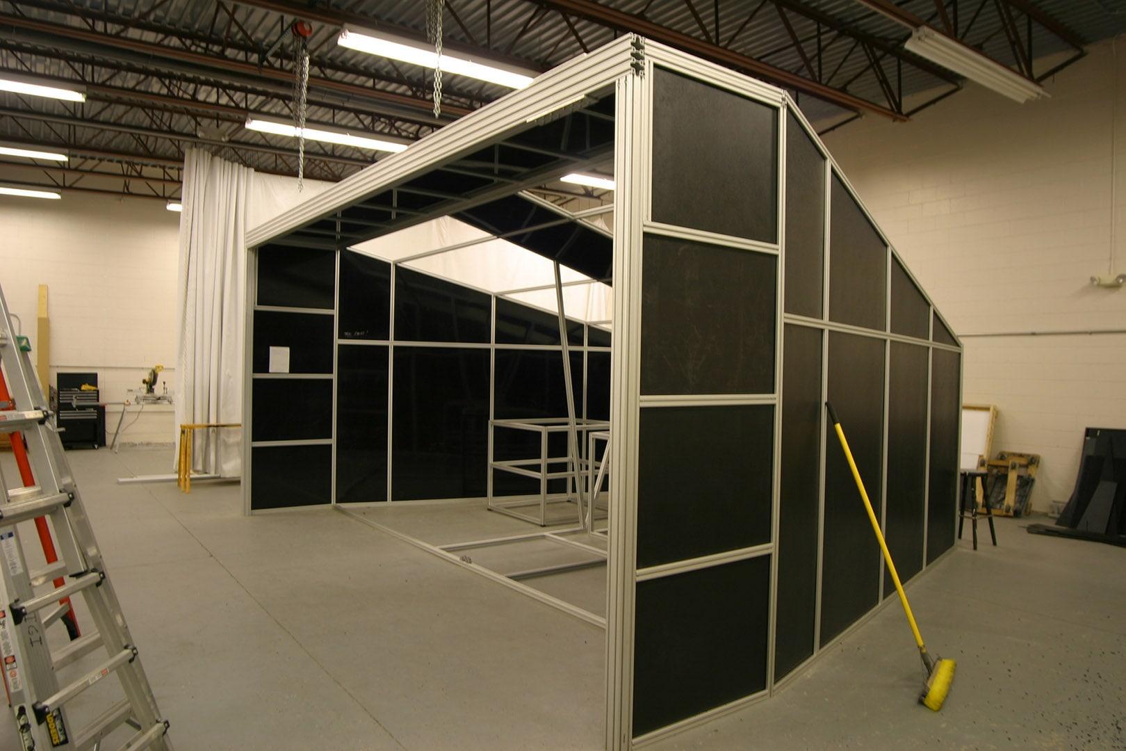 IGI install PowerWindow equipment virtual reality system
