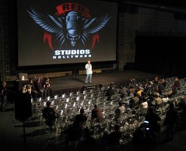 IGI helps RED Digital Cinema