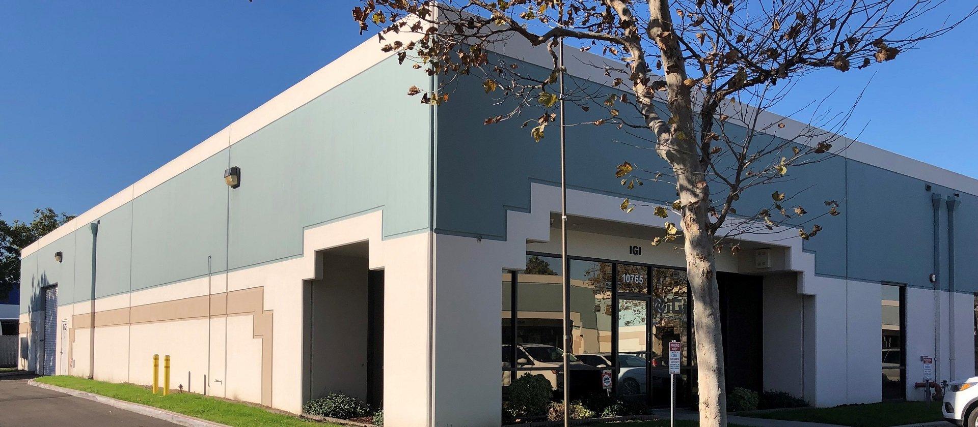 New IGI 7000 sq ft Facility in Los Alamitos CA